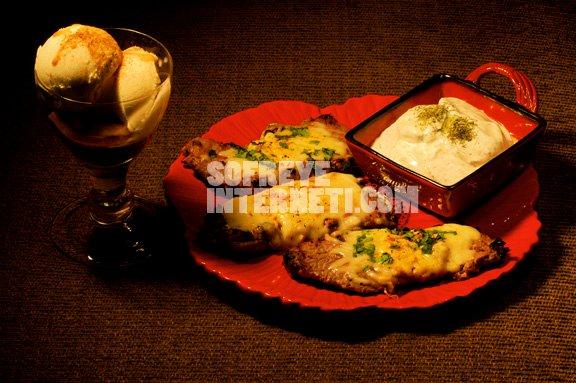 عشق بمقدار کافی در جشنواره غذایی رعد
