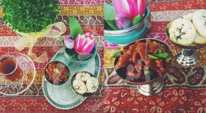 خانه دوست ورسم قشنگ عید دیدنی